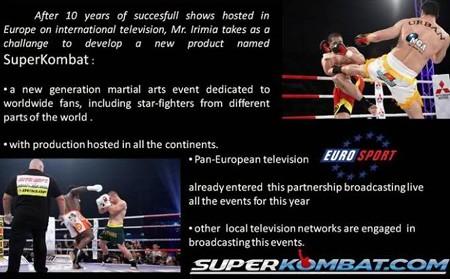 【海外 #K1】5.21 SUPER KOMBAT WGP In #Bucharest ブレストバッチ、ラシェンコ、ク...