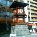写真: 道後温泉のからくり時計