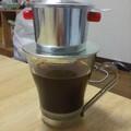 写真: ベトナムコーヒー