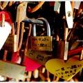 写真: 恋人達の願い