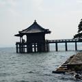 Photos: 浮き御堂