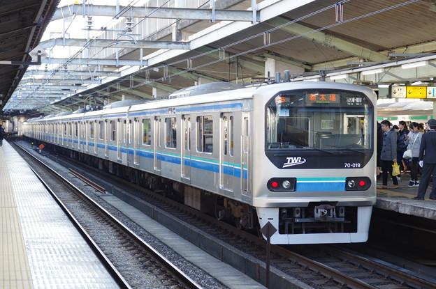 東京臨海高速鉄道70-000形その1