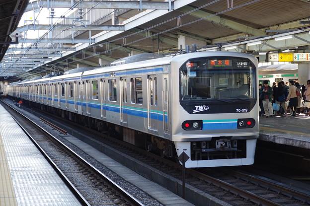 東京臨海高速鉄道70-000形その2