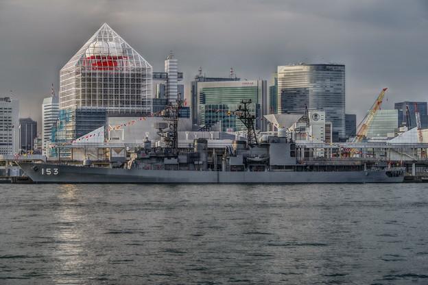 DD-153_護衛艦ゆうぎり(Advanced HDR)