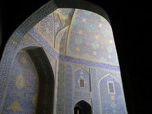 Iranエスファハン イマームモスク