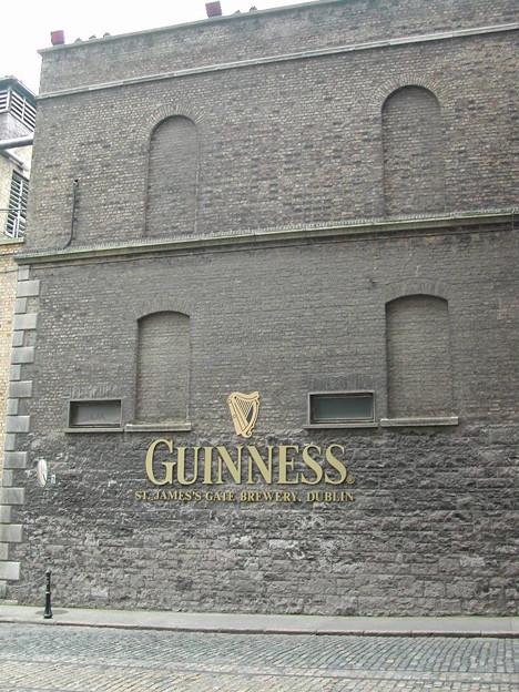 Irelandダブリン ギネスセントジェームスゲート