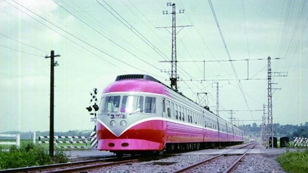 【鉄道伝説再放送!】「小田急SE車~特急電車の未来を拓け~」