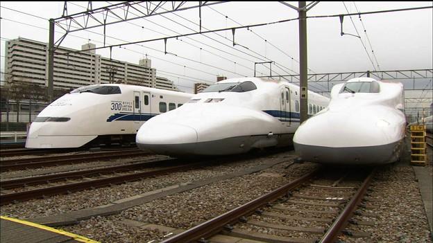 【鉄道伝説再放送】「JR東海300系新幹線~東京-新大阪2時間30分を実現せよ~」