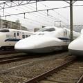 Photos: 【鉄道伝説再放送】「JR東海300系新幹線~東京-新大阪2時間30分を実現せよ~」