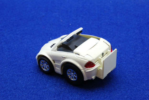 チョロQ_MERCEDES-BENZ SL_002