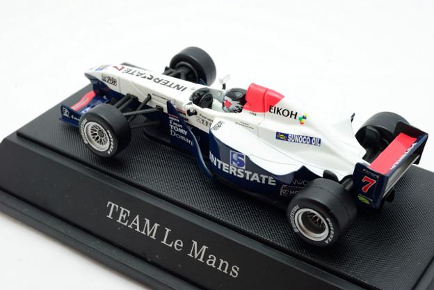 EBBRO_Team LeMans Formula NIPPON 2000 No.7_002