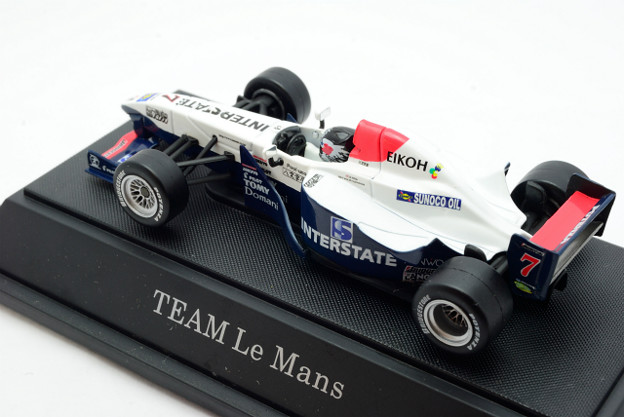 EBBRO_Team LeMans Formula NIPPON 2000 No.7_002