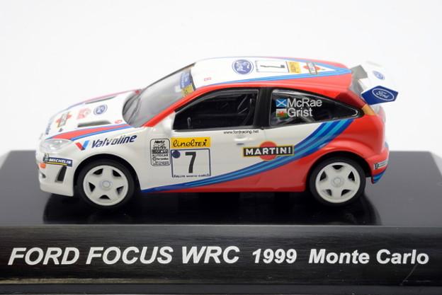 CM's_FORD FOCUS WRC 1999 Monte Carlo_001