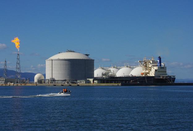 Photos: LNGタンカー 01-1