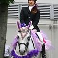 写真: 川崎競馬の誘導馬06月開催 あやめVer-120611-06-large