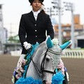 写真: 川崎競馬の誘導馬06月開催 紫陽花Ver-120611-17-large
