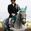 写真: 川崎競馬の誘導馬06月開催 紫陽花Ver-120613-04-large
