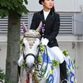 写真: 川崎競馬の誘導馬07月開催 七夕飾りVer-120702-02-large