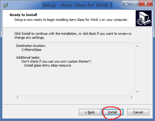 Aero glass for windows8.1(5)