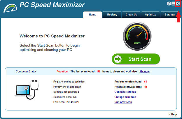 Photos: pc speed maximizer8