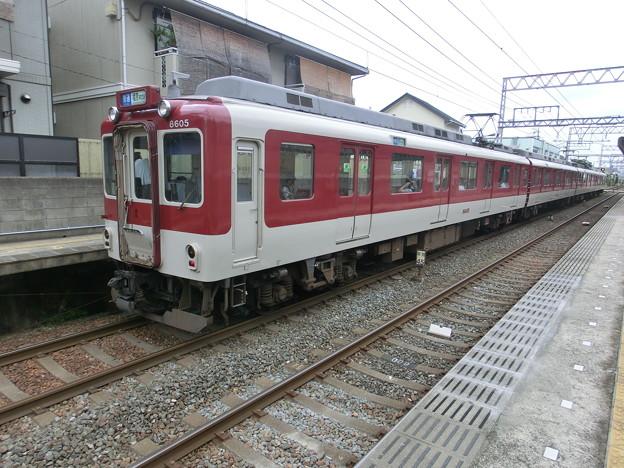 近鉄:8600系(8605F)-01