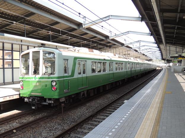 神戸市交通局1000形(1118F)-01