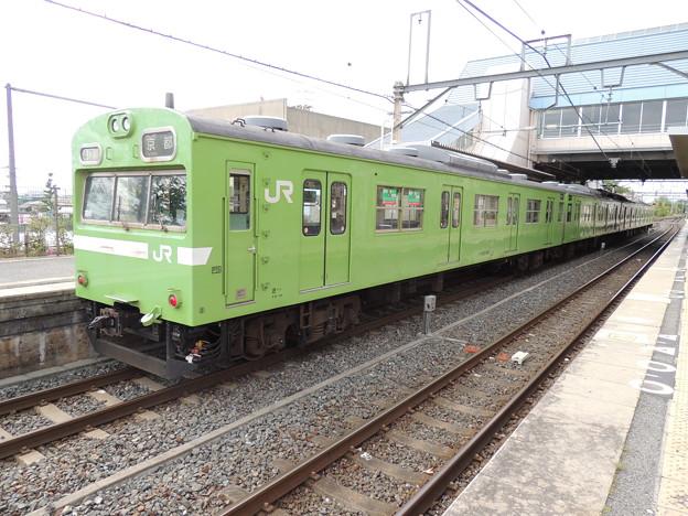 JR西日本:103系(NS404)-01