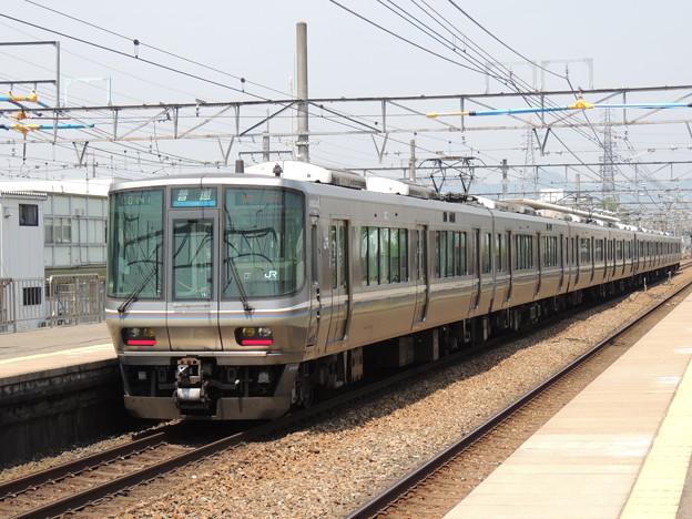 JR西日本:223系(V063・V002)-01