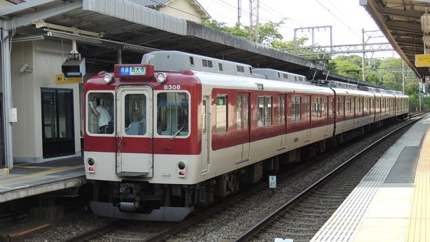 近鉄:8400系(8358F)-02