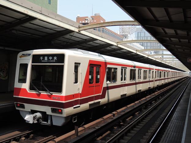 北大阪急行:8000系(8003F)-01