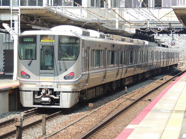 JR西日本:225系6000番台(ML01)-02