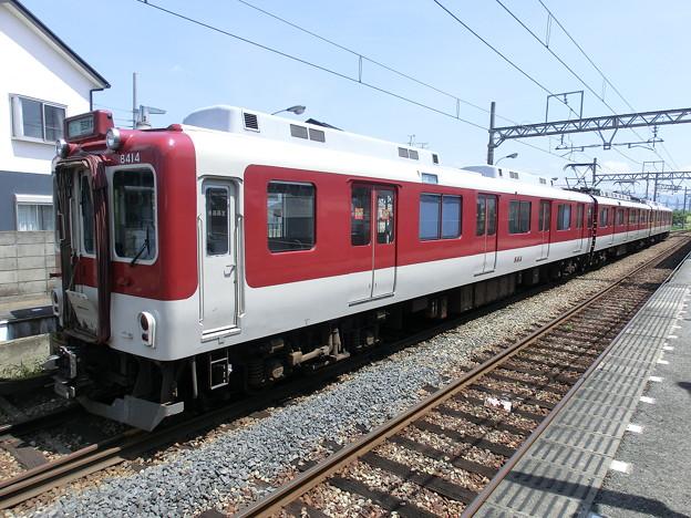 近鉄:8400系(8414F)-01