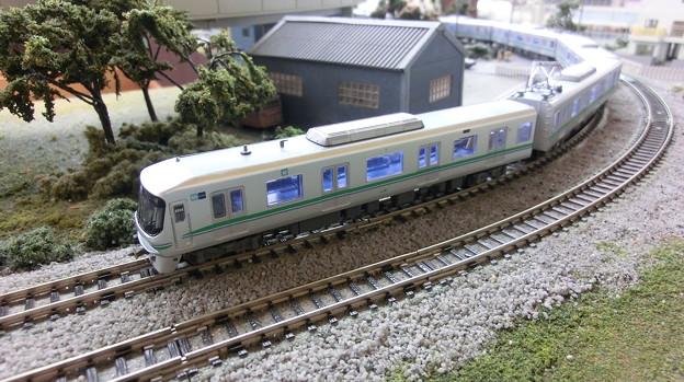 模型:東京メトロ06系-07