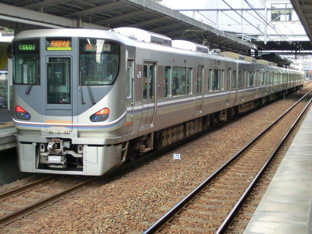JR西日本:225系6000番台(ML01)-03