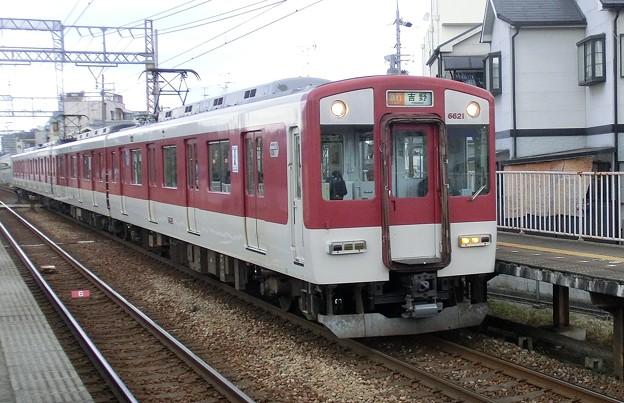 近鉄:6620系(6621F)-02