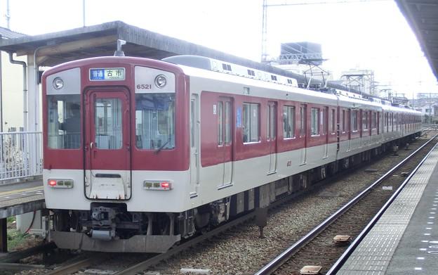 近鉄:6419系(6421F)・6020系(6023F)-01