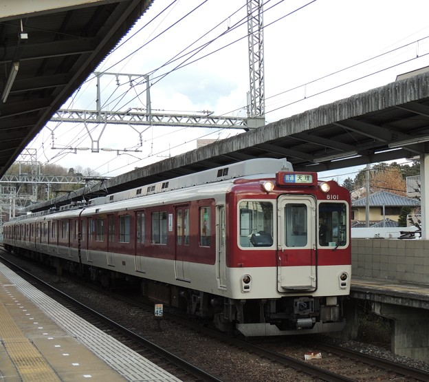 近鉄:8600系(8151F)-01