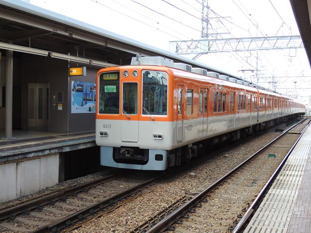 写真: 阪神:8000系(8213F)-03