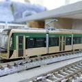 Photos: 模型:堺トラム-05