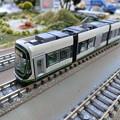 写真: 模型:GREEN MOVER LEX-04
