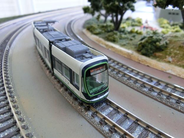 模型:GREEN MOVER LEX-06