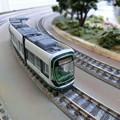 写真: 模型:GREEN MOVER LEX-06