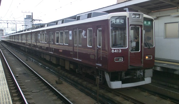 阪急:8300系(8313F)-01