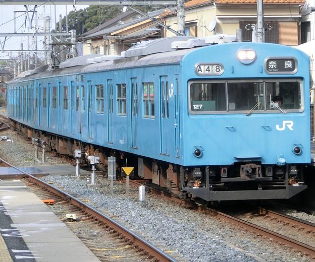 JR西日本:103系(NS414)-02