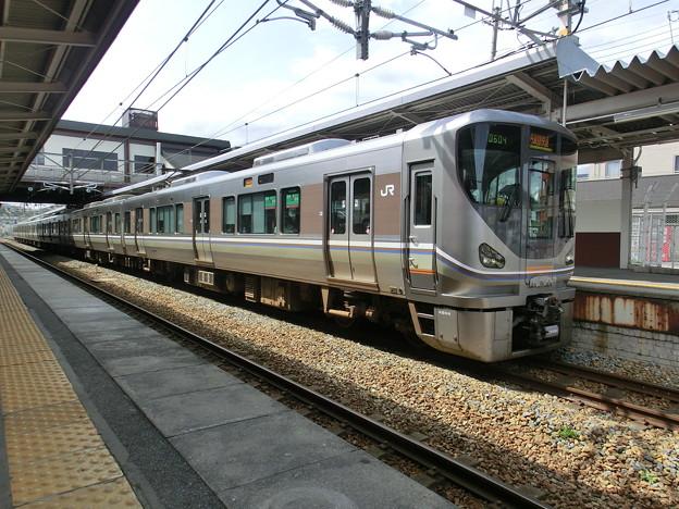 JR西日本:225系6000番台(ML01)-01