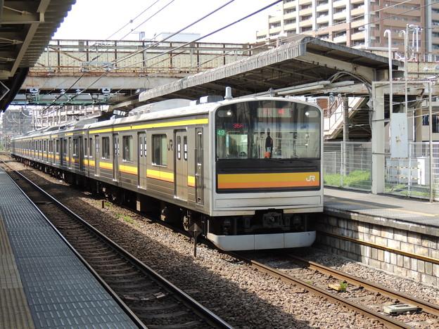 JR東日本:205系1200番台(49)-01