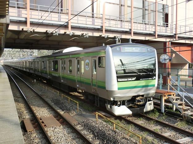 JR東日本:E233系6000番台(H002)-01