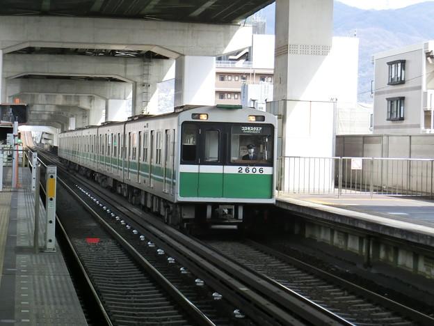 大阪市交通局:20系(2606F)-02