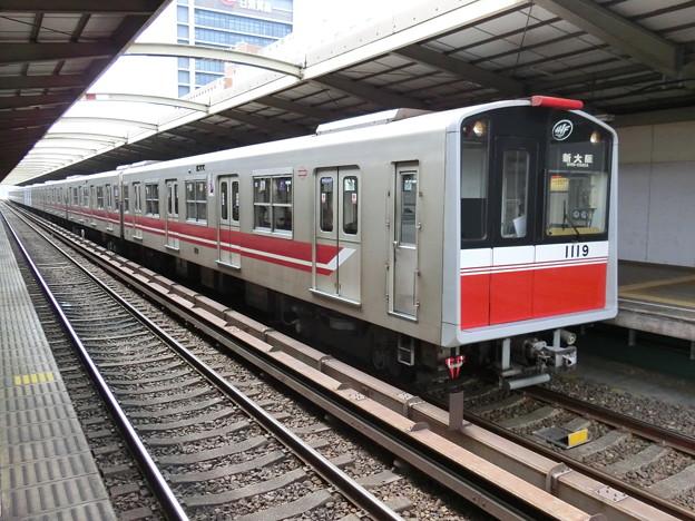 大阪市交通局:10系(1119F)-03