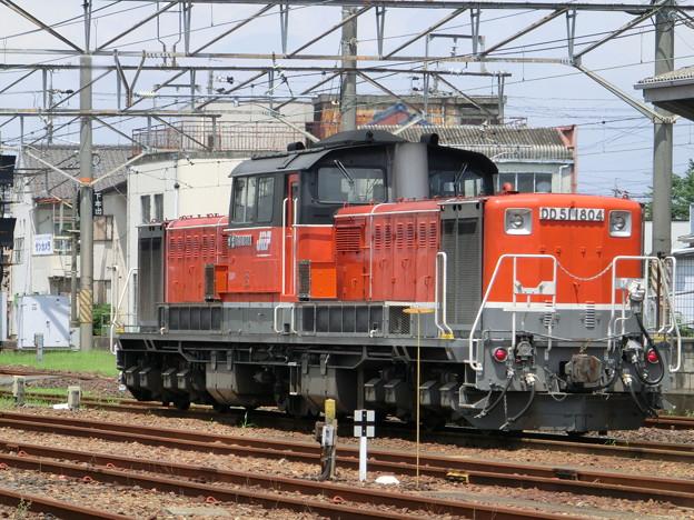 JR貨物:DD51形800番台-02